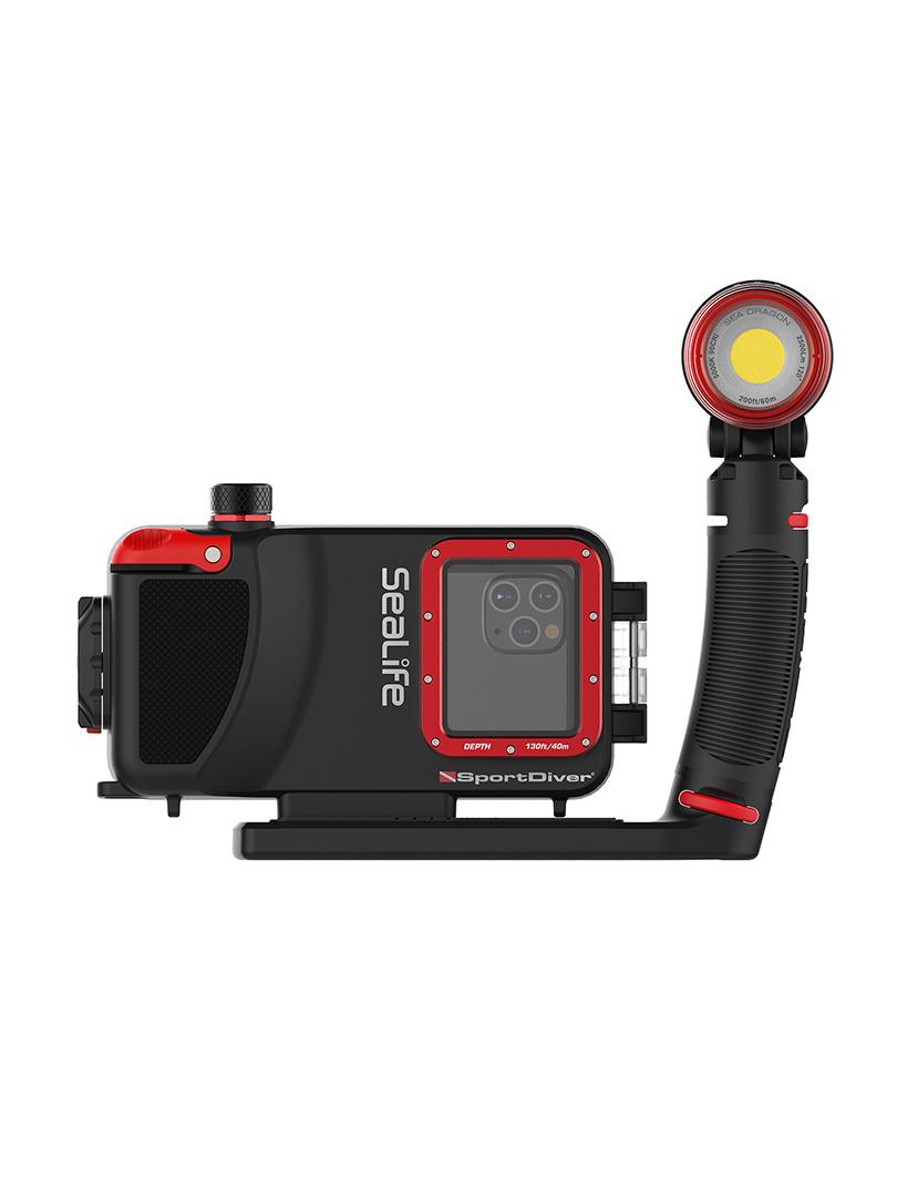 SeaLife - SportDiver iPhone® tok, Pro 2500 szett