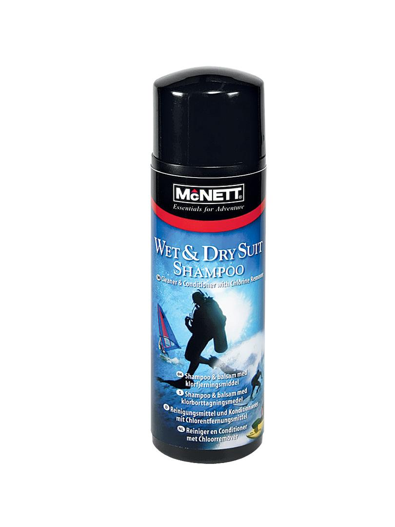 McNett - Száraz és nedvesruha tisztító sampon