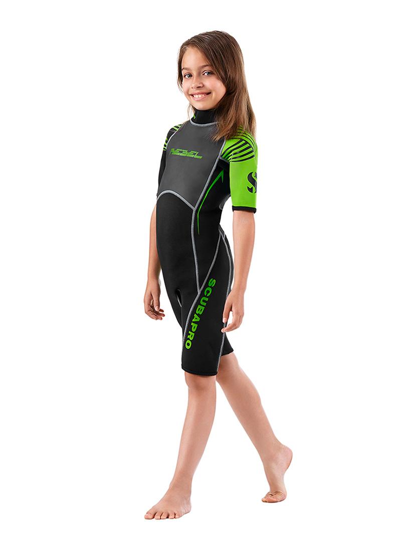 Scubapro - Rebel rövid gyerek ruha