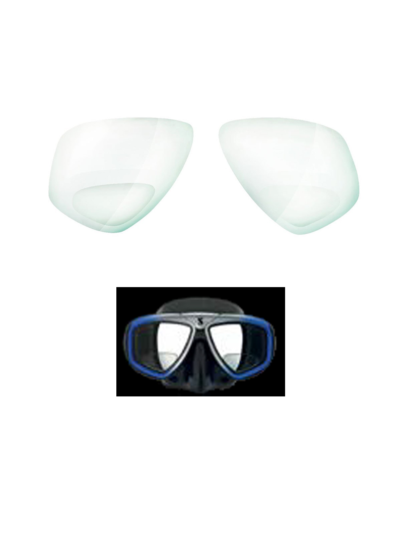 Scubapro - Optikai lencse ZOOM/ZOOM EVO maszkhoz, Bifocal