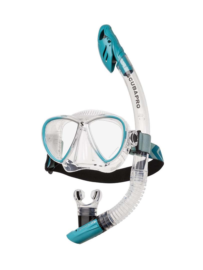 Scubapro - Synergy Twin maszk + sznorkel szett