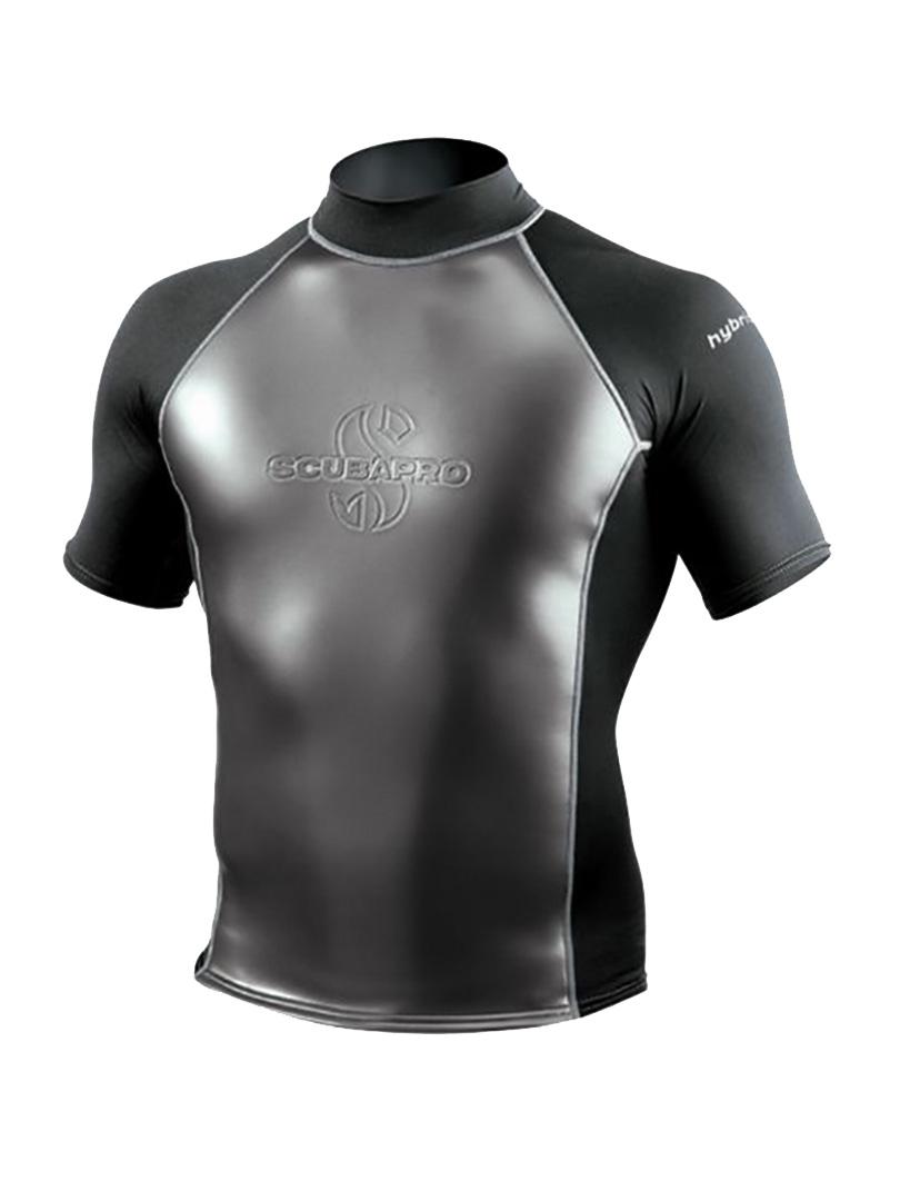 Scubapro - Rövidujjú férfi póló, Hybrid T