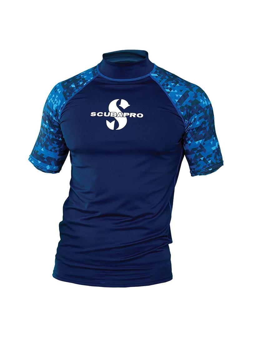 Scubapro - Rövidujjú férfi póló UPF-50