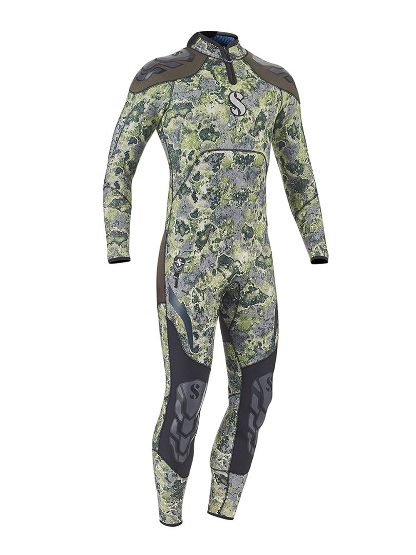Scubapro - Everflex 5/4 férfi ruha, Camouflage