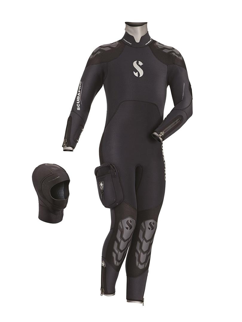 Scubapro - Novascotia 7.5 félszáraz férfi ruha