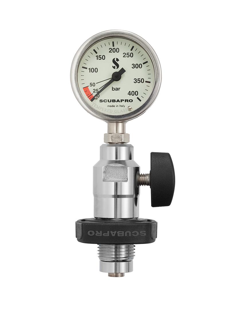 Scubapro - Palacknyomásmérő