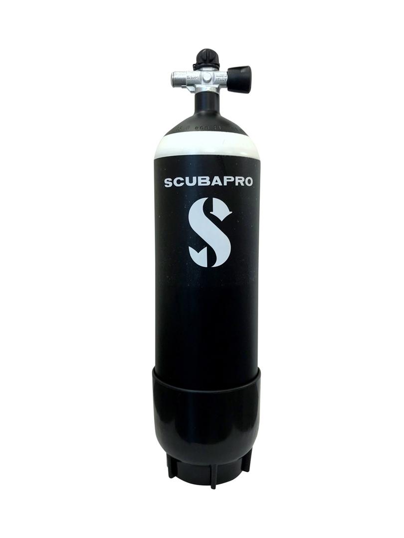 Scubapro - 12 literes palack