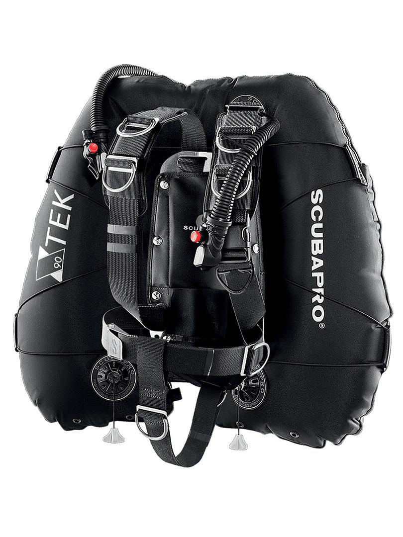Scubapro - X-Tek Pro Tek Twin szett