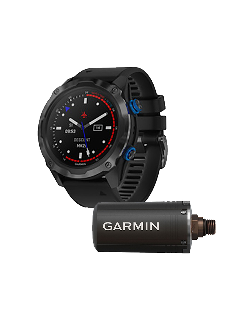 Garmin - Descent Mk2i, T1
